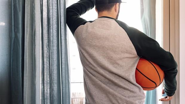 Las Vegas NBA ponudil rešitev, da bi sezono košarkarskega prvenstva pripeljali do konca (foto: profimedia)