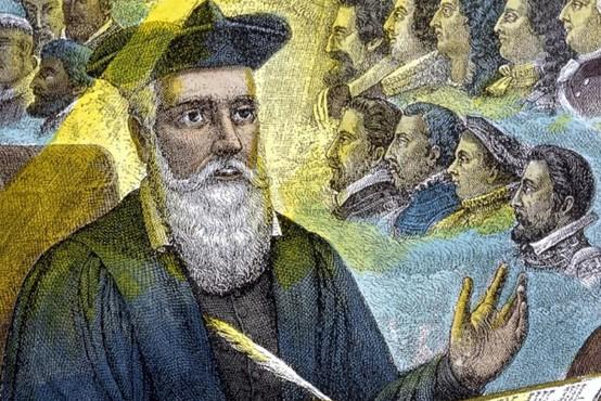 Kaj je veliki Nostradamus napovedal za leto 2020 in koronavirus?