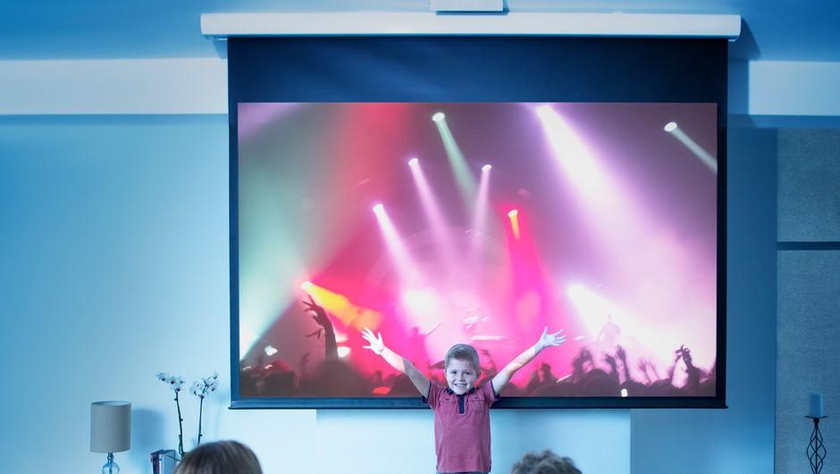 Projekt ŠTREAM: Uživanje koncertne izkušnje prek zaslonov (foto: Profimedia)