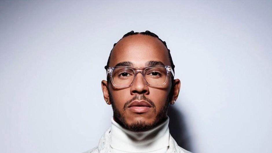 Tudi legenda Formule 1 občuduje Hamiltona (foto: Profimedia)