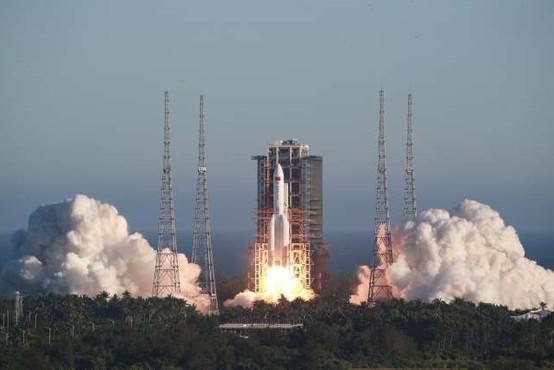 Kitajska v vesolje uspešno izstrelila nov tip rakete
