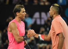 Kyrgios in Nadal se ne marata. Zdaj Avstralec Španca vabi na pogovor v živo.