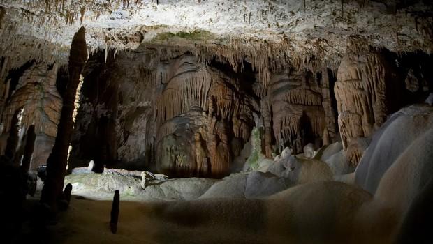 Škocjanske jame ponovno odprte za obiskovalce (foto: Profimedia)