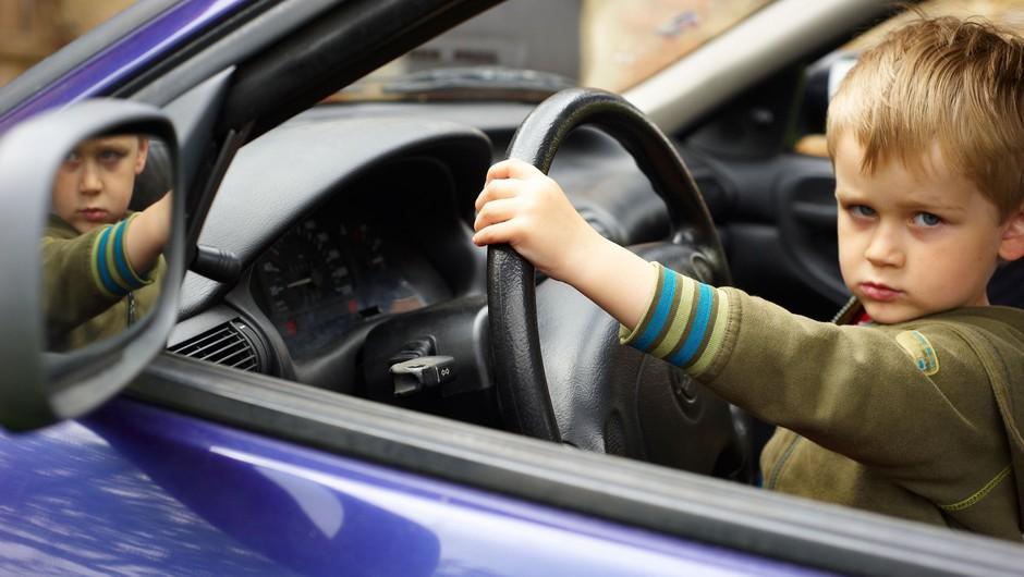 Petletnik se je usedel za volan in se sam odpeljal proti Kaliforniji (foto: Profimedia)