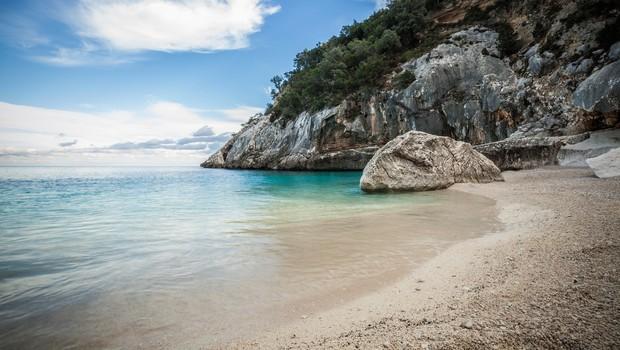 Na italijanskih plažah so se že začele priprave na poletno sezono (foto: Profimedia)