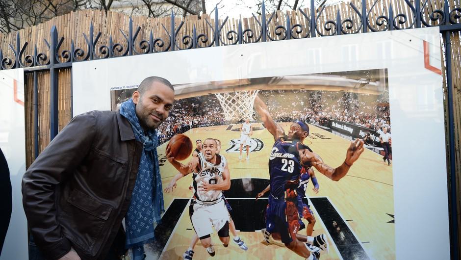 Tony Parker v prvo peterko Evropejcev v NBA uvrstil Petrovića in sebe (foto: profimedia)