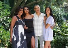Sasha in Malia Obama prvič v intervjuju spregovorili o mami Michelle