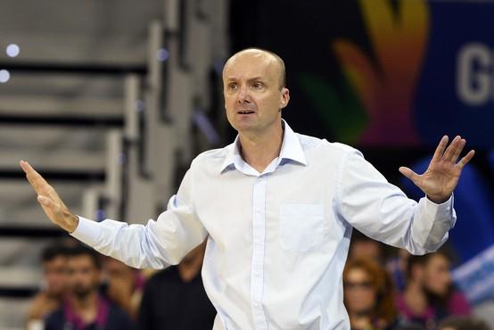 Košarkarski trener Jure Zdovc se seli v Pariz