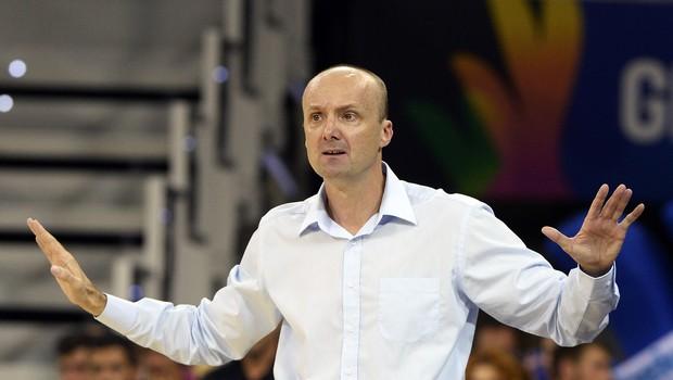 Košarkarski trener Jure Zdovc se seli v Pariz (foto: profimedia)