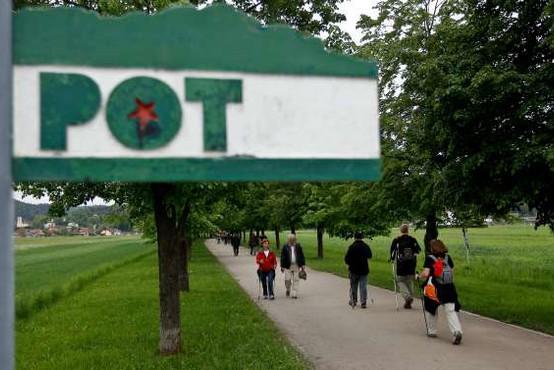 Ljubljanski župan pričakuje, da kljub letošnji odpovedi pohoda Pot ob žici ne bo prazna