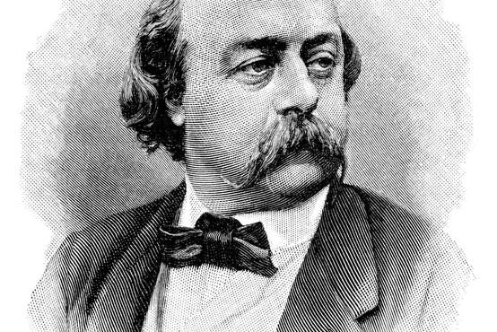 Pred 140 leti je umrl Gustave Flaubert, avtor razvpitega romana Gospa Bovary