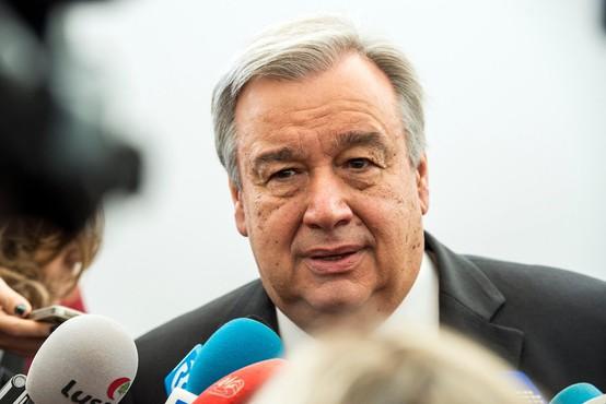 Antonio Guterres se zavzema za boj proti sovraštvu in ksenofobiji, nastalih ob pandemiji