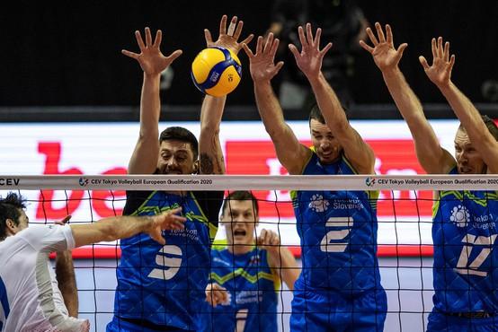 Suverena zmaga Slovencev proti Bolgariji