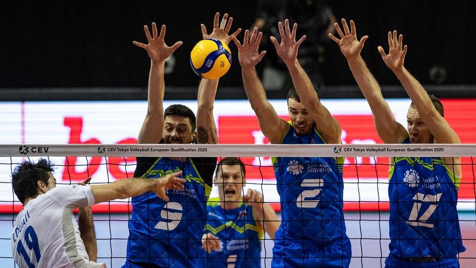 Suverena zmaga Slovencev proti Bolgariji (foto: Profimedia)