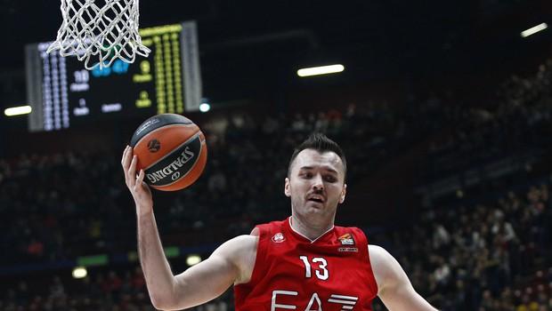 Milano se prebuja, košarkarji spet trenirajo! (foto: profimedia)