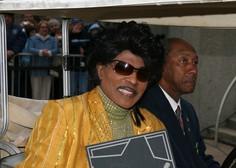 Poslovil se je samooklicani arhitekt rock'n'rolla Little Richard