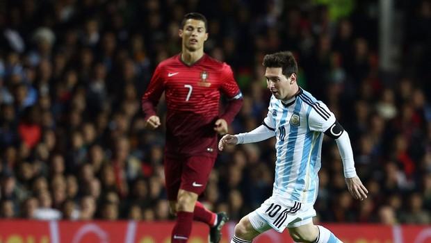 "Messi o velikem rivalu Ronaldu: ""Je napadalec s plenilskim nagonom"" (foto: Profimedia)"