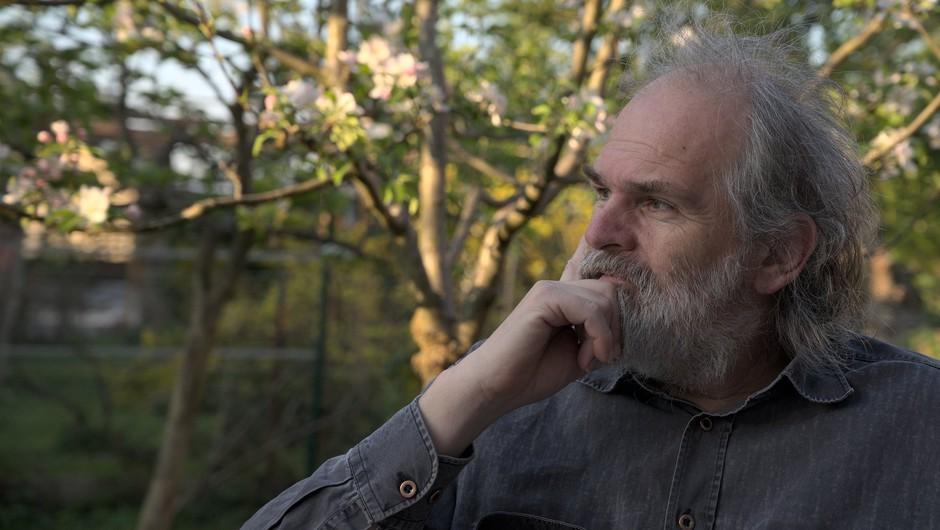 """Kulturni antropolog Rajko Muršič: """"Maske niso naša usoda!"""" (foto: Amir Muratović)"""