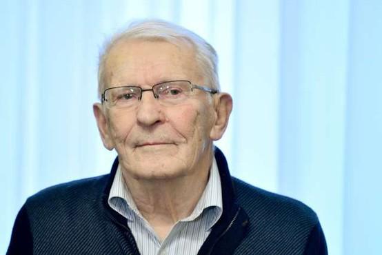 Poslovil se je starosta slovenskega alpinizma Tone Škarja