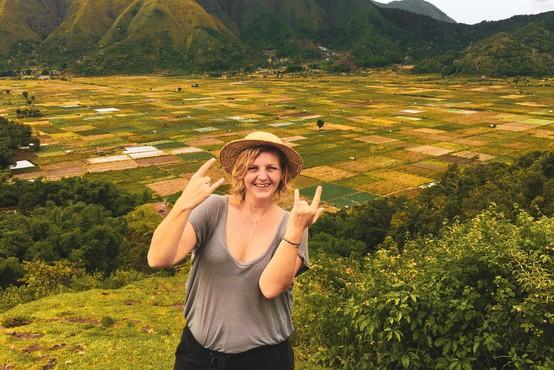 Slovenka, ki živi v Indoneziji: o turizmu na rajskih otokih po pandemiji