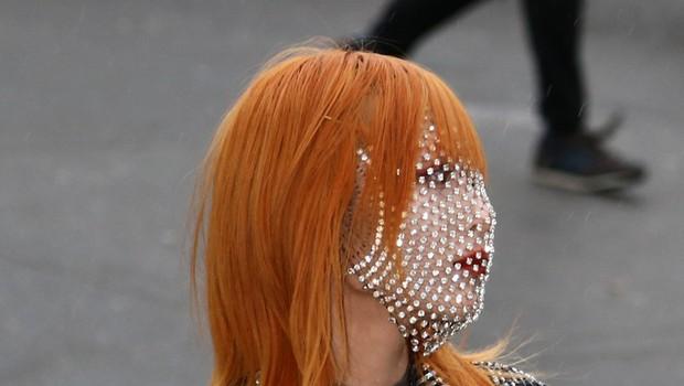 Obrazne maske so se spremenile v modni dodatek (foto: profimedia)