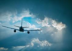Vlada je s torkom sprostila potniški letalski promet