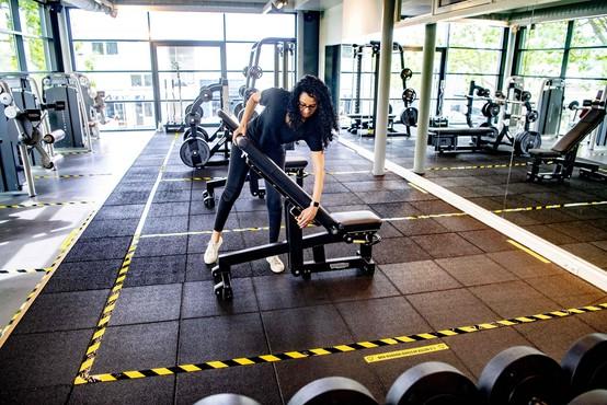 Ob iniciativi organizacije BODIFIT se porajajo ideje, kako bo morda že kmalu videti vadba v fitnes centrih