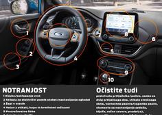 Tako lahko poskrbite za higieno v avtomobilu in odstranite mikrobe