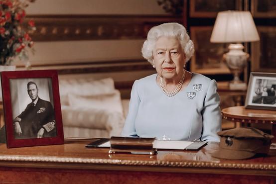 Kraljica tudi uradno zapušča Buckinghamsko palačo
