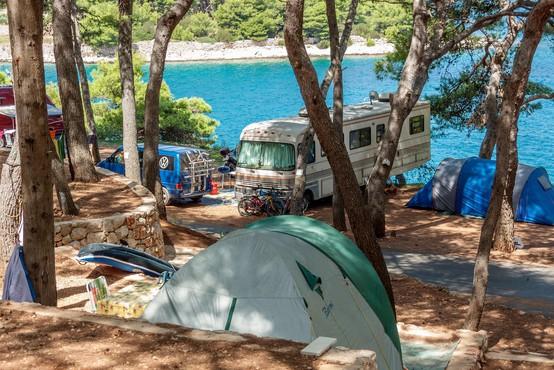 Priporočila epidemiologov za obratovanje hotelov, apartmajev in kampov na Hrvaškem