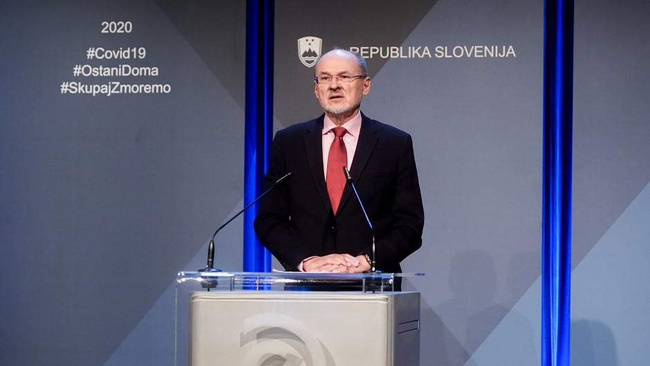 V ponedeljek sprostitev številnih ukrepov (foto: Nik Jevšnik/STA)
