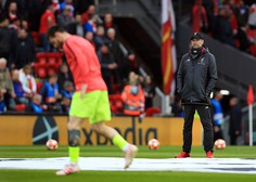 Jurgen Klopp izbiral med Messijem in Ronaldom ...