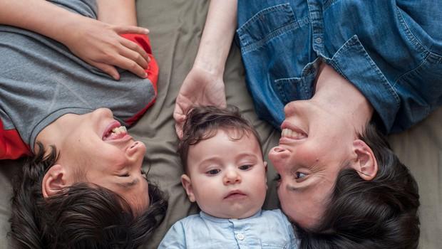 Slovenci najraje preživljamo čas z družino (foto: Profimedia)