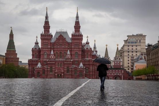V Rusiji že več kot 250.000 okuženih