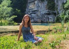Sara Terpin: Števerjanka, ki Italijane uči o našem jeziku, lepotah in navadah