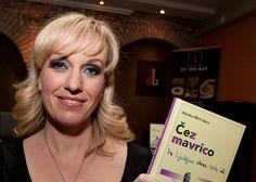 Alenka Kesar izdala brezplačno e-knjigo Čez mavrico