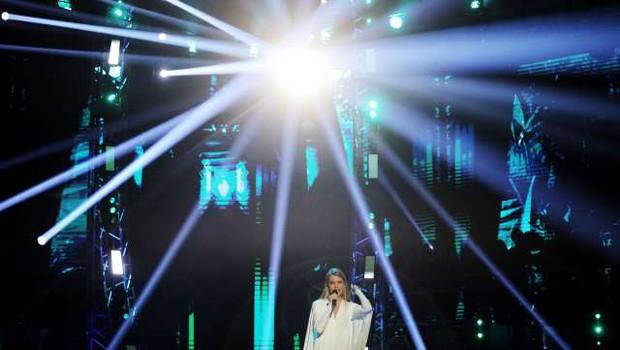 Pesem Evrovizije: Evropa, prižgimo luči! (foto: STA/Daniel Novakovič)
