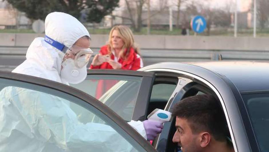 Za državljane EU bo Italija sprostila meje 3. junija (foto: STA/Rosana Rijavec)