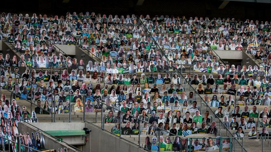 Danes se končno začenja: nogomet se vrača na zelenice in male ekrane! (foto: Gladblach)