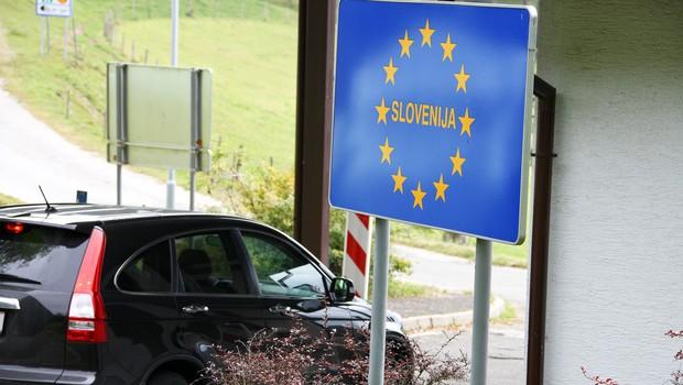 Gneča na mejnih prehodih s Hrvaško ni izključena niti danes (foto: profimedia)