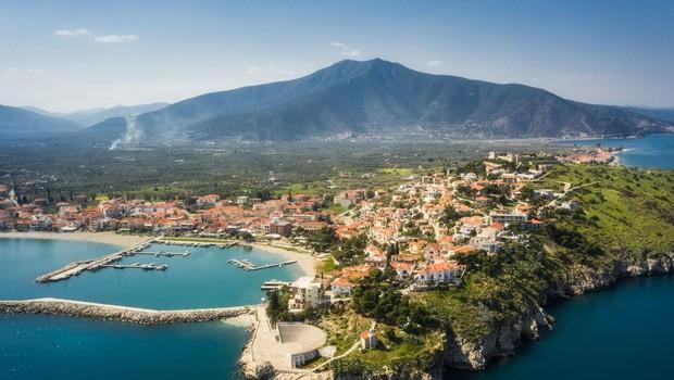 Grške plaže so kopalcem pod posebnimi pogoji spet na voljo (foto: profimedia)