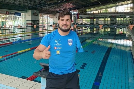 Kariero končal paraolimpijec Darko Đurić