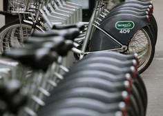 Priporočila NIJZ pri izposoji na samopostrežnih kolesarskih sistemih