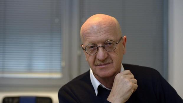 """Dr. Andrej Perko: """"Večina ljudi, ki piše komentarje, so skrivači brez hrbtenice"""" (foto: Primož Predalič)"""