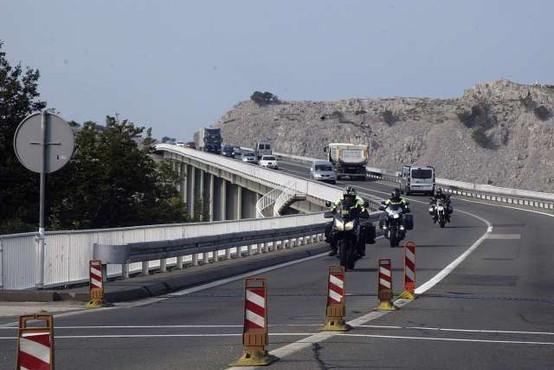 Hrvaška namerava uvesti brezplačno mostnino za otok Krk