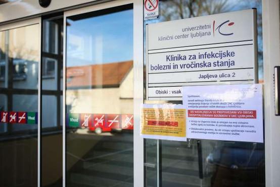 V Ljubljani bo možno samoplačniško testiranje na okužbo s koronavirusom