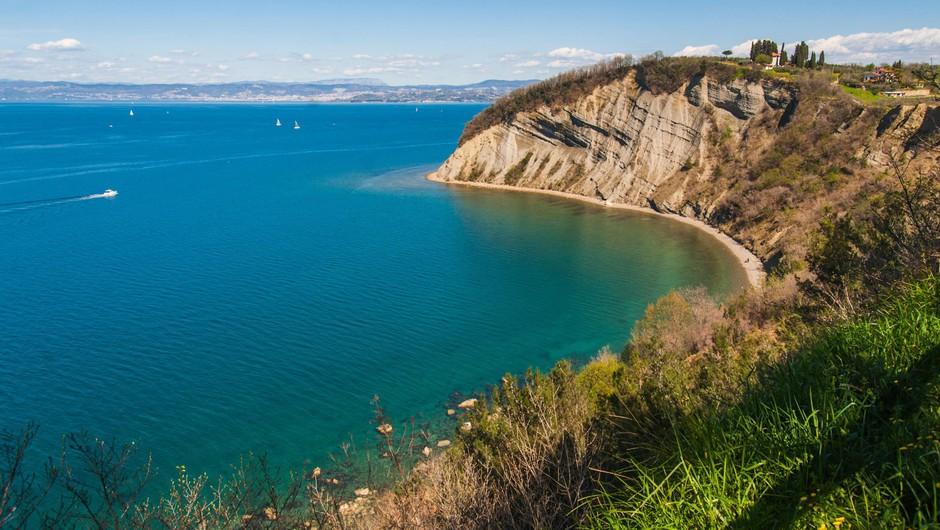 Priljubljena strunjanska plaža dobila novo podobo (foto: Profimedia)