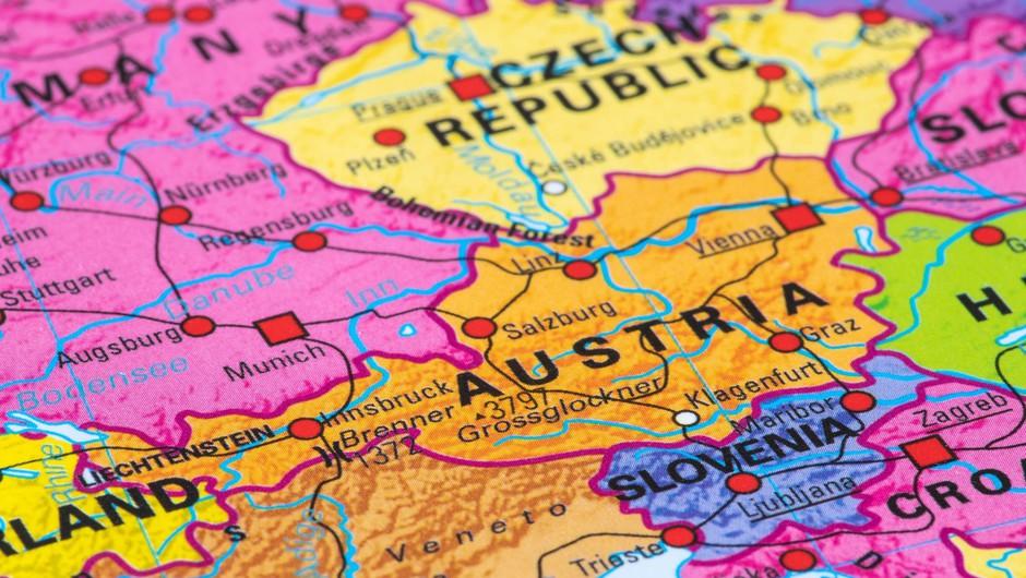 Avstrija s Češko, Slovaško in Madžarsko načrtuje skupno odprtje meja (foto: Profimedia)