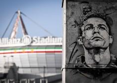 Ronaldo si lahko oddahne: v Juventusu ni več okuženih