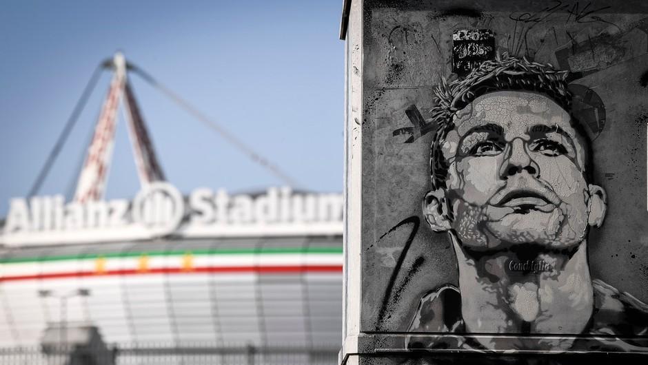 To pa je predanost: Ronaldo na treningu štiri ure pred vsemi (foto: Profimedia)